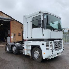 06 RENAULT MAGNUM 480 6X2 LONG TEST