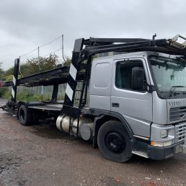 VOLVO FM SLEEPER 5 CAR  ROLFO EQUIPMENT