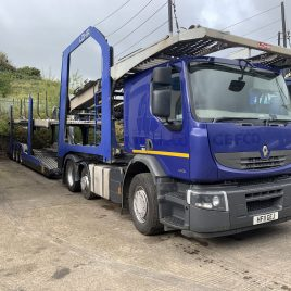RENAULT 460 6X2 LOW KMS FITTED LOHR EUROPEAN EQUIPMENT IMMACULATE