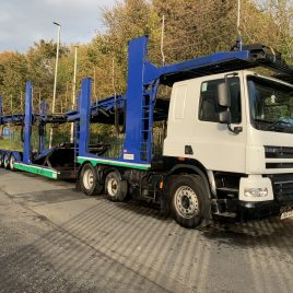 2012 DAF 460 6X2 FITTED 11/12 CAR EVO GALVANISED EQUIPMENT